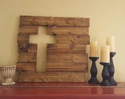 wood crosses for crafts wooden cross etsy