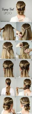 cute hairstyles you can do in 5 minutes cute 5 minute hairstyles for short hair hair color ideas and