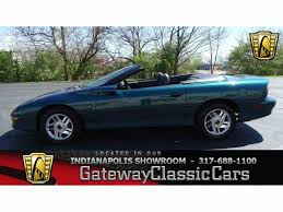 1996 convertible camaro 1996 chevrolet camaro for sale classiccars com cc 982907