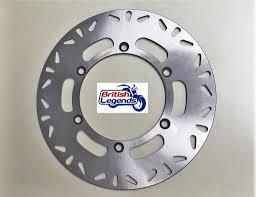 honda cbf 600 front brake disc for honda cbf600 british legends