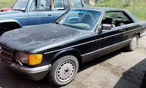 mercedes market cheap grey market 1984 mercedes 500sec