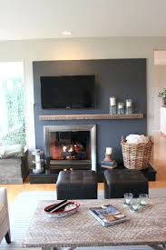 elevated fireplace ideas center centered raised hearth height