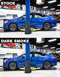front sidemarker blackout tinted overlay 2015 wrx 2015 sti