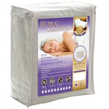 Mattress Cover Bed Bugs Bargoose Elite Zippered Bed Bug Proof Queen Mattress Encasement