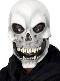 skull mask 22148 fancy dress ball