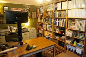 Basement Office Design Ideas 25 Best Ideas About Pleasing Unfinished Basement Office Home