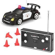 toy police cars with working lights and sirens for sale joyin toy rc remote radio control mini micro racing police car