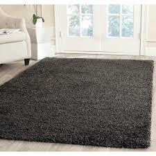 safavieh milan shag dark gray 2 ft x 4 ft area rug sg180 8484 24