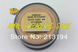 bareminerals spf 15 foundation fairly light id bare minerals loose powder original spf 15 foundation 8g 0 28 us