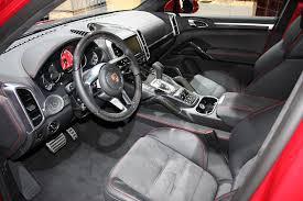 Porsche Cayenne Red Interior - porsche 911 carrera gts and 2015 cayenne gts paint la in carmine