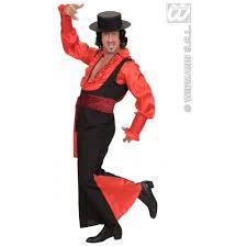 spanish man fancy dress costume for adults sanc7215