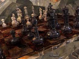 Best Chess Design Fantasy Art Design Wallpapers Modern Chess Game 3d Art Screensaver