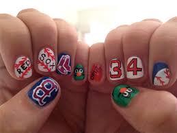 red sox nails nails pinterest red socks socks and boston