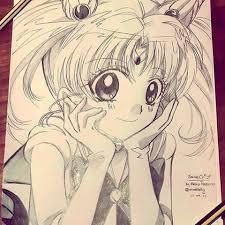 sailor moon disney anime art de8usagi instagram photos