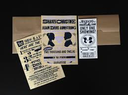 Customized Wedding Invitations Sire Press Screen Printed Wedding Invitation Packages Event