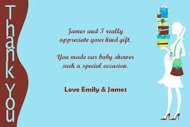 thank you notes for baby shower personalised baby shower thank you card design 6