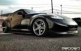 Nissan Gtr 350z - wheels gallery nissan