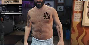 sons of anarchy tattoo pack for michael gta5 mods com