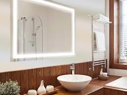 bathroom led bathroom mirror 22 amusing demister wastefel