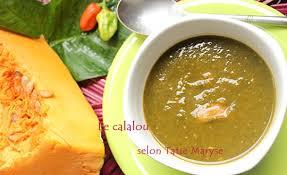 ma cuisine antillaise la soupe calalou detox assurée ma cuisine créole