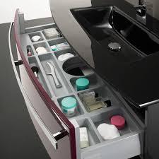 designer waschbeckenunterschrank kosmetikeinsatz kingston für den waschbeckenunterschrank aqua