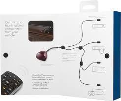 Under Cabinet Kitchen Tv Best Buy Insignia Remote Extender Kit Black Ns Hz315 Best Buy