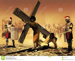 station of the cross royalty free stock images image 29753979