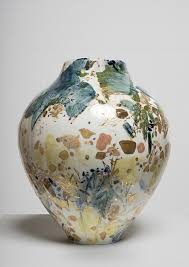 Hand Painted Chinese Vase Contemporary Chinese Modern Art Archives Ceramics And Pottery