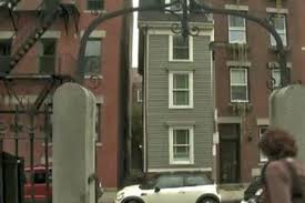 narrowest house in boston check out boston s narrowest home the spite house curbed