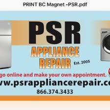 Appliance Business Cards Psr Appliance Repair 38 Photos U0026 14 Reviews Appliances