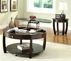 Oval Glass Top Coffee Table Coffee Tables Splendid Jofran Coffee Table Trend Modern For