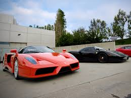 ferrari supercar 2016 enzo ferrari abandoned in dubai business insider