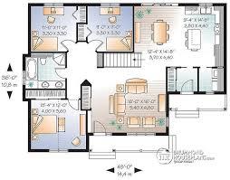 homey ideas 3 bedroom bungalow designs 1 house plans uk