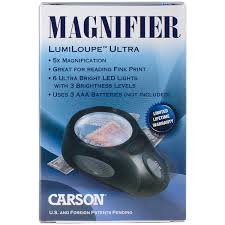 carson optical lighted magnifold magnifier find carson optical available in the crafts hobbies section at sears