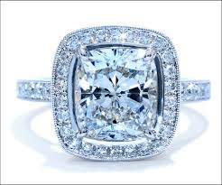 diamond ring cuts learn the different types of cushion cut diamond rings asct
