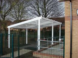 Aluminium Patio Roof Free Standing Carports And Patio Cover Kits Home Outdoor Decoration