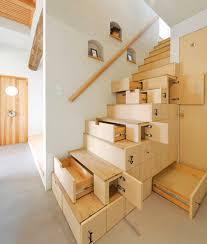 Small Minimalist House Diy Storage Under Stair Inspiration For Small Minimalist House
