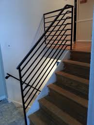 Wrought Iron Banister Rails Drews Iron U0026 Fencing Services