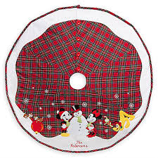 your wdw store disney tree skirt mickey and