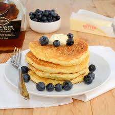 sweet pea u0027s kitchen lemon cornmeal blueberry pancakes