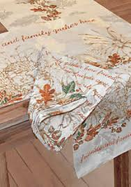 Coffee Table Linens by Table Linens And Placemats Belk