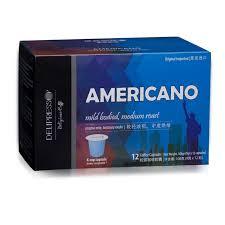 americano americano k cup capsules