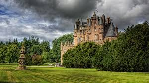 castle wallpaper glamis castle castles united kingdom full hd