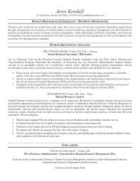 resume summary exles human resources human resource management resume hr executive resume sle human