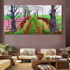 Living Room Paintings Color Field Painting Promotion Shop For Promotional Color Field
