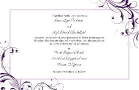 indian wedding card sles free blank wedding invitation templates for microsoft word
