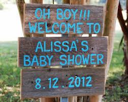 Welcome Baby Home Decorations Welcome Home Baby Lawn Sign Shower Sign Decorations Its A Boy