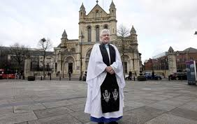 A Place News New Dean Of Belfast Will Make St S Cathedral A Place Where
