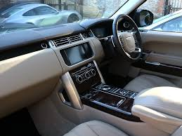 ford range rover interior range rover autobiography 4 4 sdv8 surrey near london hampshire