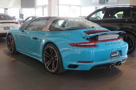 porsche 911 4s targa 2017 porsche 911 targa 4s coupe in fremont 6445 porsche of